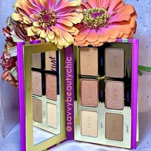 Tarte Flirt Mini Eyeshadow Palette